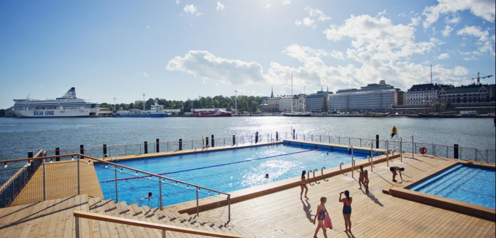The Meetings Space: Summer :::: 13 - 15 June 2019 :::: Scandic Grand Marina, Helsinki :::: Finland <br>Seriously good one on one events for meetings and incentive business © Photo credit: Helsinki Marketing / Lauri Rotko